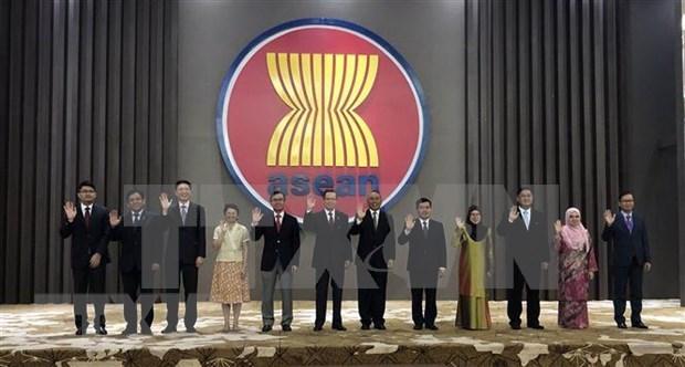 ASEAN y Rusia profundizan relaciones de asociacion estrategica hinh anh 1