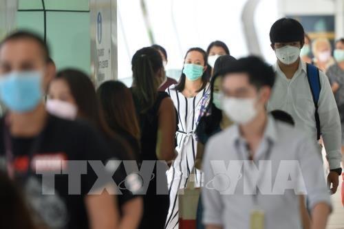 Tailandeses desean recibir mascarillas gratuitas para protegerse de COVID-19 hinh anh 1