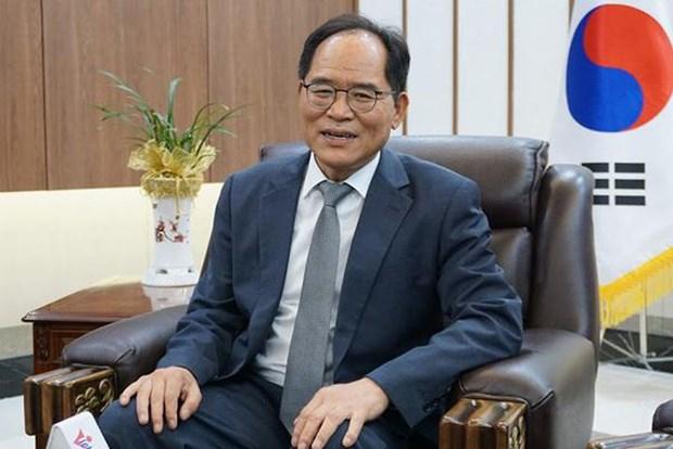Resalta Corea del Sur empeno de Vietnam en combate contra COVID-19 hinh anh 1