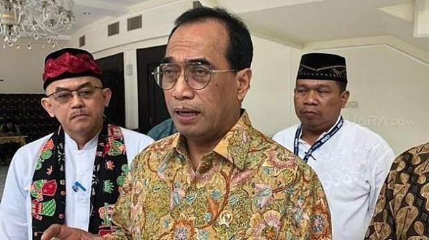 Ministro indonesio de Transporte da positivo en prueba de SARS- CoV-2 hinh anh 1