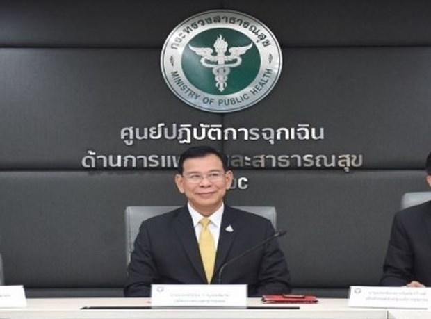 Advierte Tailandia sobre la propagacion de COVID-19 a traves de consumo compartido de tabaco y bebidas hinh anh 1