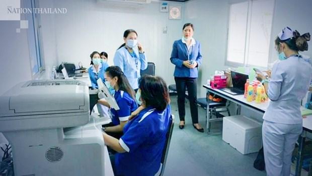 Tailandia ofrece servicio rapido de prueba de SARS-CoV-2 hinh anh 1