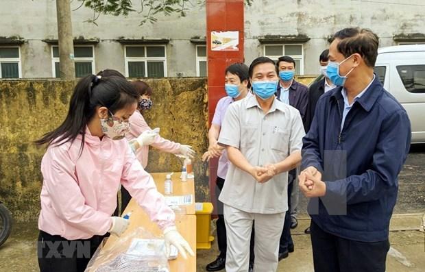Ciudad vietnamita de Hai Phong propone suspender servicios a vuelos desde Bangkok hinh anh 1