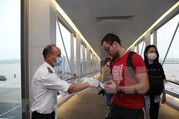 Vietnam negara entrada de extranjeros con historial de viaje por espacio Schengen y el Reino Unido hinh anh 1