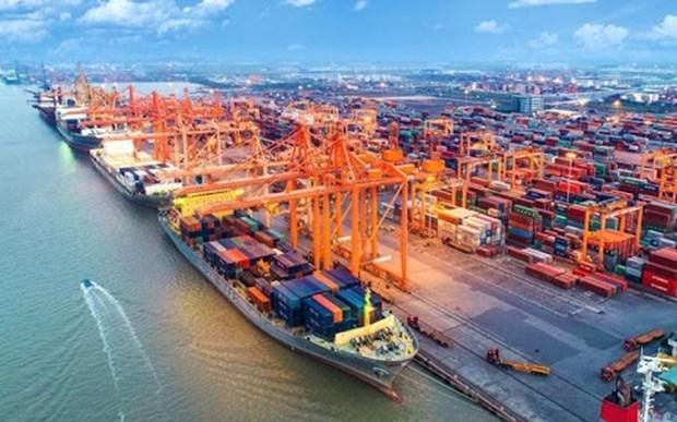 Se dispara volumen comercial de Vietnam por puertos maritimos hinh anh 1
