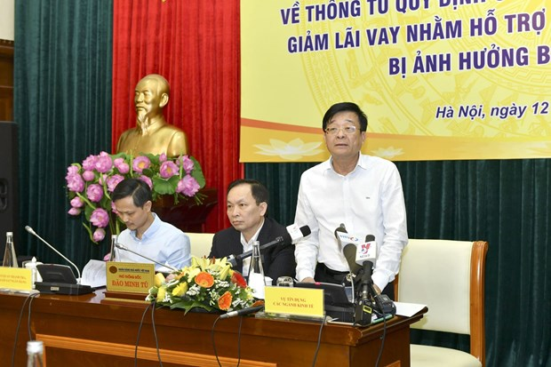 Sector financiero a la vanguardia de la recuperacion economica en Vietnam hinh anh 1
