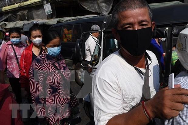 Laos cierra puertos fronterizos hinh anh 1