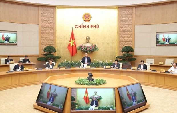 """Vietnam en """"momento de oro"""" en lucha contra COVID-19, afirma su premier hinh anh 1"""