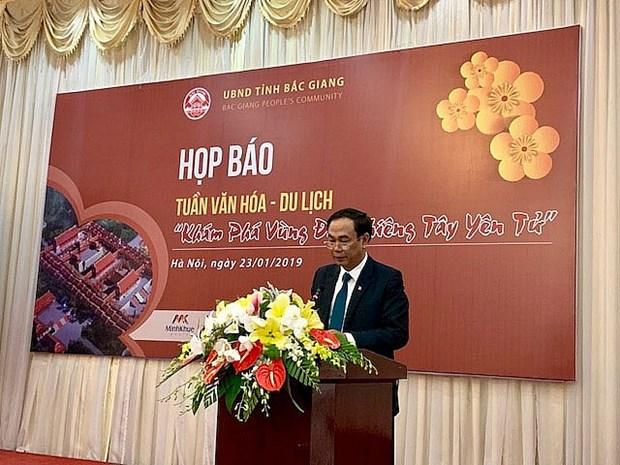 Provincia vietnamita de Bac Giang ve senales alentadoras para desarrollo turistico hinh anh 1