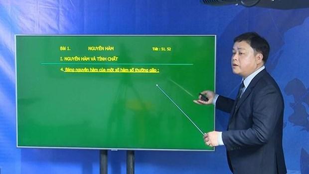 Aceleran en Vietnam aplicacion tecnologica en educacion hinh anh 1