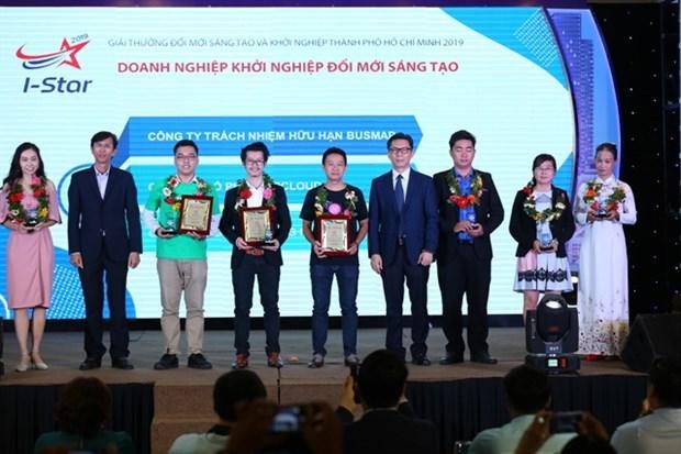 Lanzan Premio de Innovacion y Startups de Ciudad Ho Chi Minh 2020 hinh anh 1