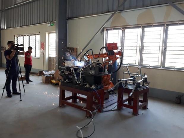 Provincia vietnamita destina casi 200 millones de dolares para promocion industrial hinh anh 1