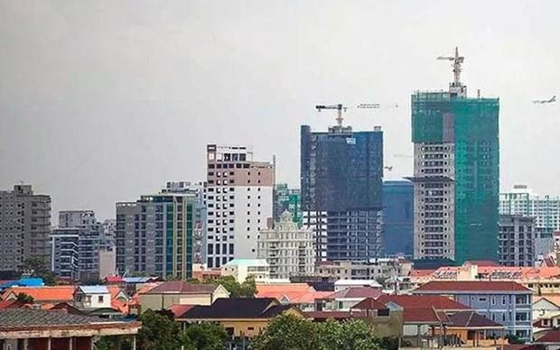 Sector de la construccion de Camboya se mantiene estable hinh anh 1