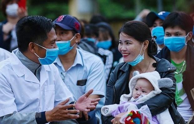 Destacan medios internacionales la respuesta de Vietnam a COVID-19 hinh anh 1