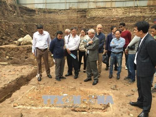 Ciudades vietnamita y francesa cooperan en preservacion de patrimonio cultural hinh anh 1