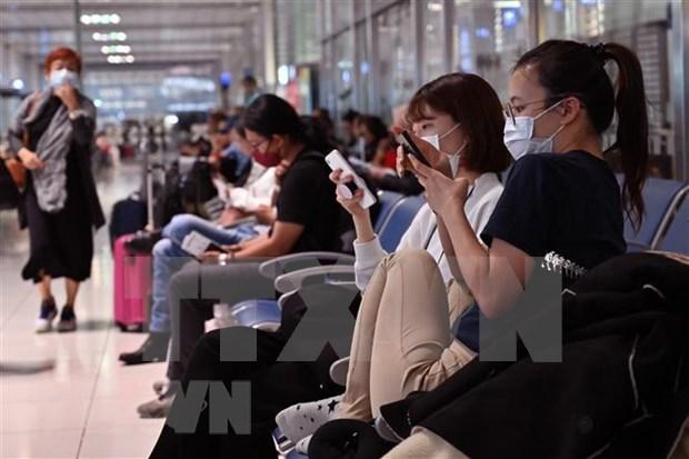 Filipinas cierra todos los aeropuertos en Luzon hinh anh 1