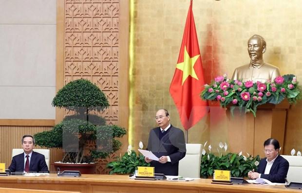 Insta premier de Vietnam a garantizar seguridad alimentaria en cualquier situacion hinh anh 1