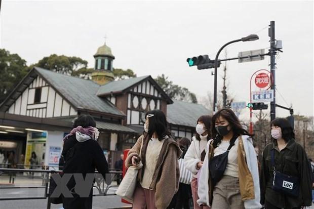 Estudiantes vietnamitas en Japon mantienen proactiva lucha contra el COVID-19 hinh anh 1