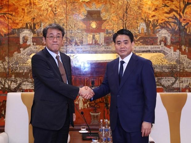 Hanoi ratifica apoyo a empresas niponas ante impacto del coronavirus hinh anh 1
