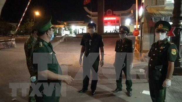 Provincia vietnamita de Tay Ninh suspende actividades en puertas subfronterizas y senderos hinh anh 1