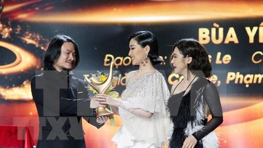 """Primera votacion en linea de premios musicales """"Cong Hien"""" de VNA hinh anh 1"""