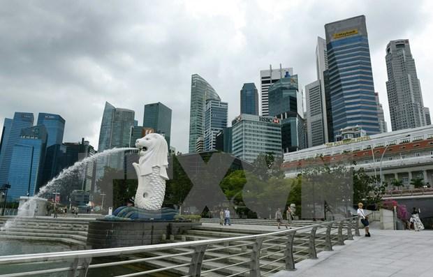 Singapur enfrenta posible recesion por primera vez en dos decadas hinh anh 1