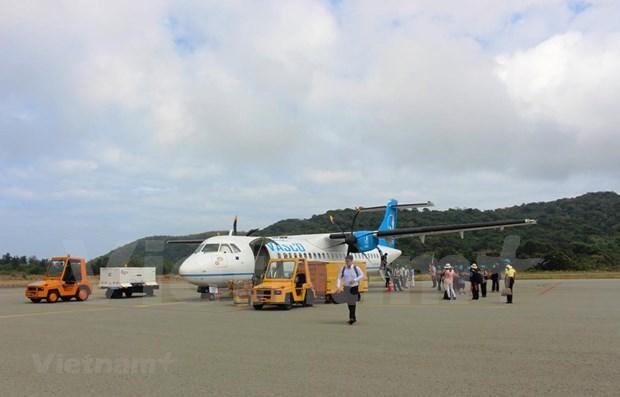 Vietnam Airlines flexibiliza condiciones para boletos hacia y desde polo turistico de Con Dao hinh anh 1