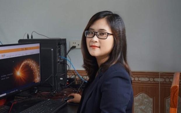Profesora vietnamita entre los 50 mejores del mundo hinh anh 1