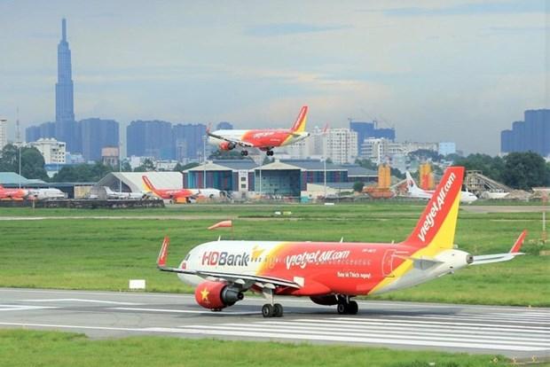 Aerolineas vietnamitas suspenden operacion de rutas internacionales hinh anh 1