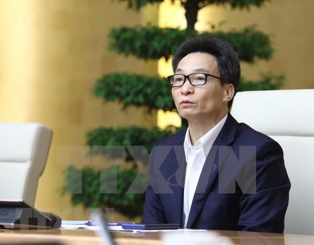 Cuarentena en Vietnam es igual para todos, afirma vicepremier hinh anh 1