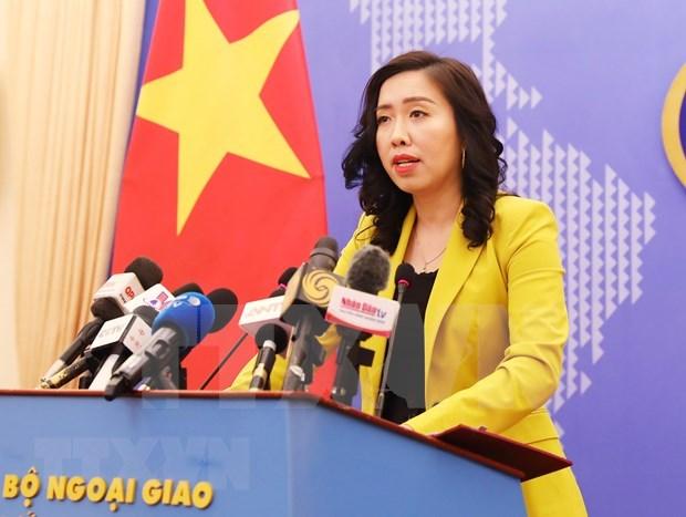 """Rechaza Vietnam la inventada """"linea de nueve tramos"""" de China en el Mar del Este hinh anh 1"""