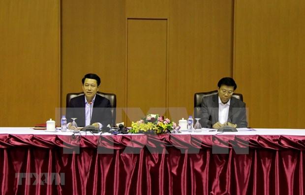 Laos sigue sin reportar casos de COVID-19 hinh anh 1