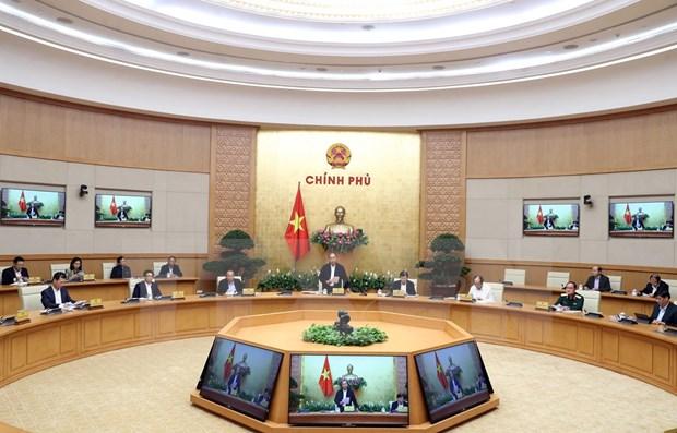 Insta premier de Vietnam prevenir al maximo el pico critico de COVID-19 hinh anh 1