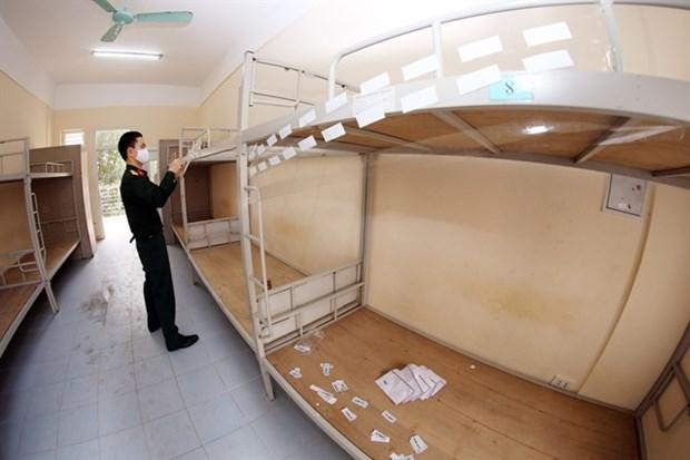Hanoi propone comprar otros 200 mil kits de prueba rapida de COVID-19 hinh anh 1