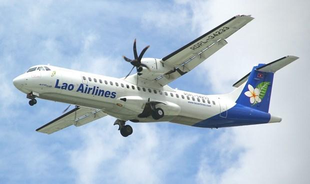 Aerolinea laosiana Lao Airlines suspende servicios para rutas a Vietnam hinh anh 1