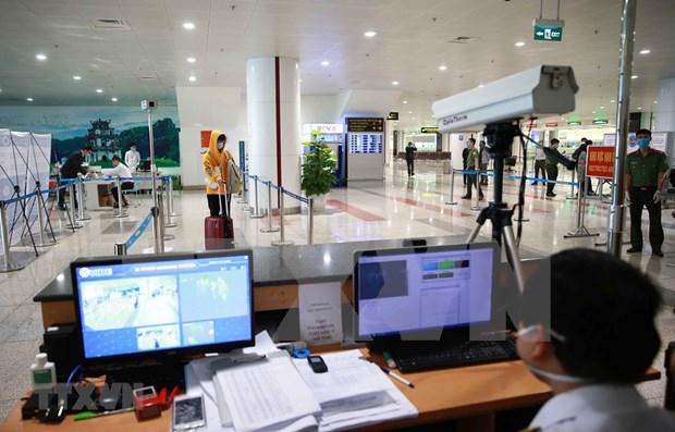 Vietnam negara temporalmente entrada de todos los extranjeros en el pais hinh anh 1