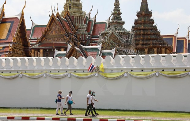 Cierra Tailandia puertas fronterizas terrestres hinh anh 1