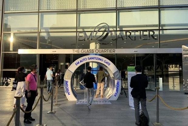 Bangkok cierra centros comerciales y mercados para frenar propagacion de coronavirus hinh anh 1