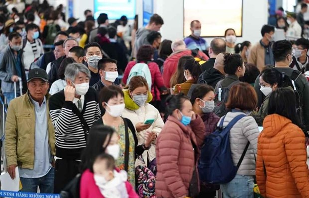 Declaracion electronica obligatoria de salud a pasajeros en Vietnam por coronavirus hinh anh 1