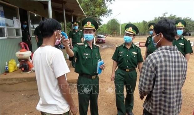 Provincia vietnamita de Tay Ninh no reporta ningun caso de coronavirus hinh anh 1