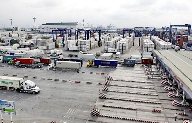TLC con UE generaria presion para empresas vietnamitas de logistica hinh anh 1