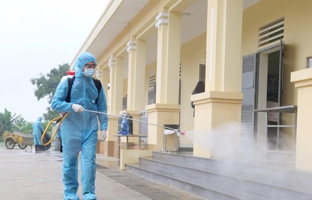 Casos de coronavirus superan los 100 en Vietnam hinh anh 1