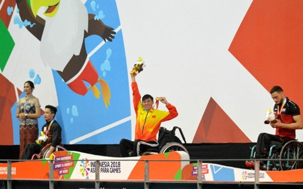 Seis mil atletas participaran en Juegos Paralimpicos de ASEAN 2021 en Vietnam hinh anh 1
