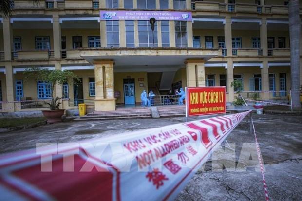 Epidemia mantiene curva ascendente en Vietnam hinh anh 1