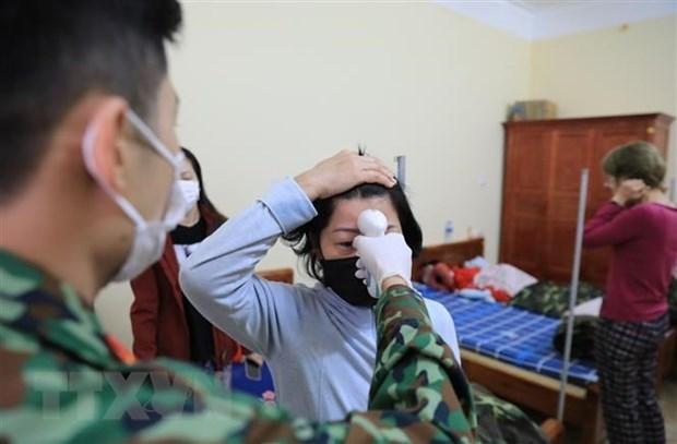 Reporta Vietnam nuevos casos de COVID-19 repatriados de paises del Sudeste Asiatico hinh anh 1