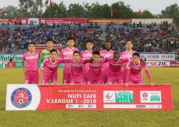 Club de futbol vietnamita se ubica entre los 100 mejores equipos de Asia hinh anh 1