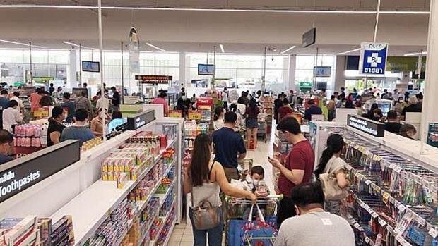 Tailandia rebaja tasa de interes basica para apoyar la economia hinh anh 1