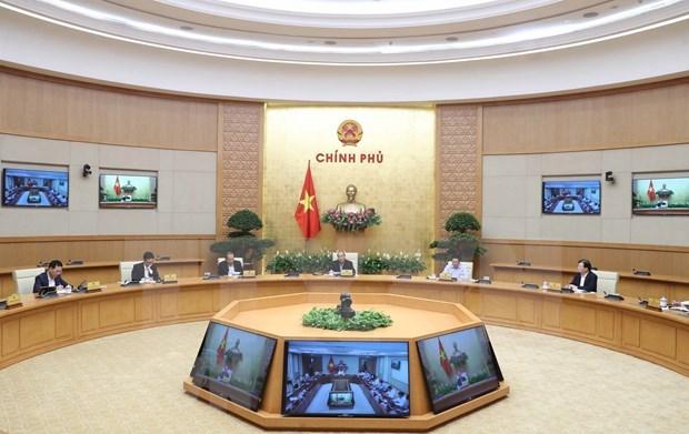Insta premier de Vietnam a cerrar servicios no esenciales hinh anh 1