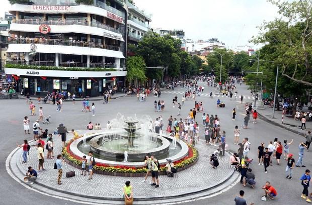 Vietnam sube 11 puestos en Indice Global de Felicidad hinh anh 1