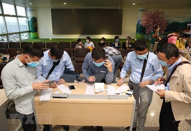 Seguro Social de Vietnam comparte datos en servicio de declaracion medica hinh anh 1